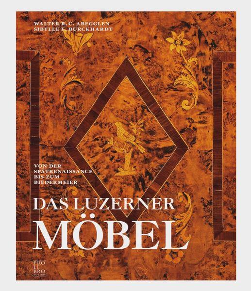 Hochparterre Bücher Zentralschweizer Möbelgeschichten