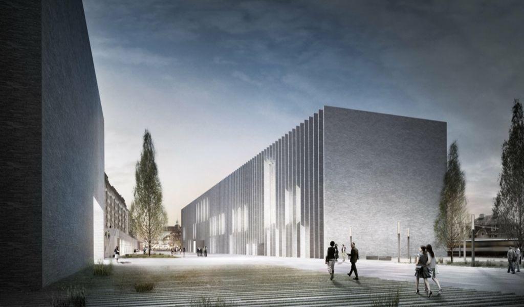 Hochparterre presseschau lausanne klotzt mit for Lausanner fussballstadion