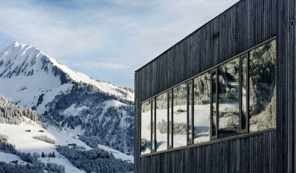 hochparterre architektur bauen in den bergen. Black Bedroom Furniture Sets. Home Design Ideas