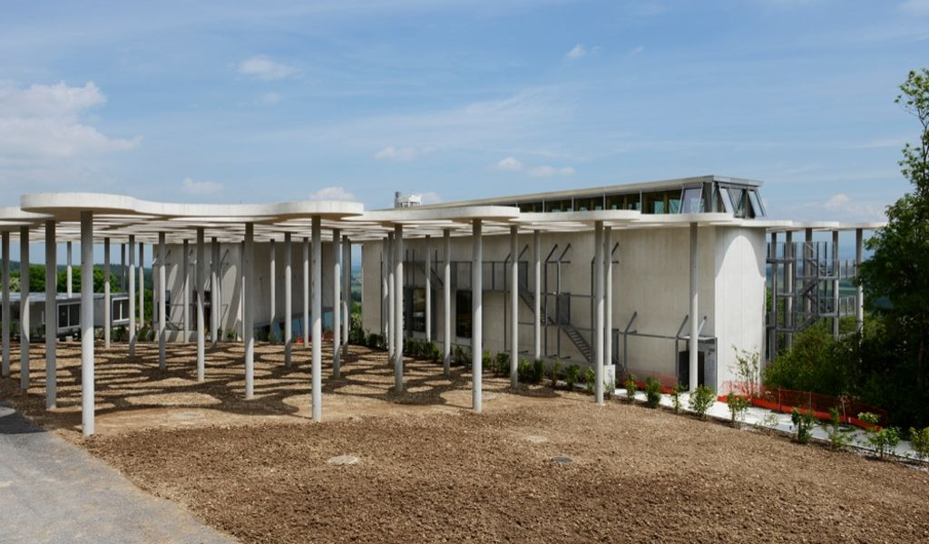 Hochparterre - Architektur - Wenn Architekten träumen dürfen