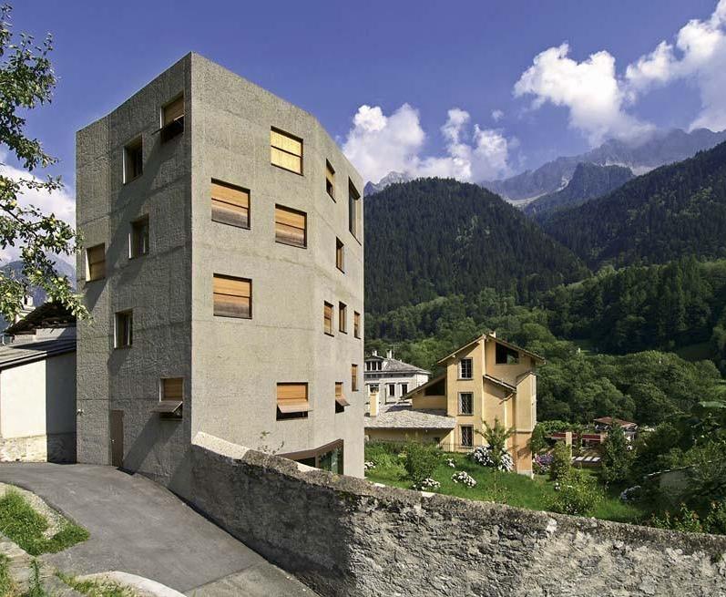 hochparterre architektur gesucht gute bauten in