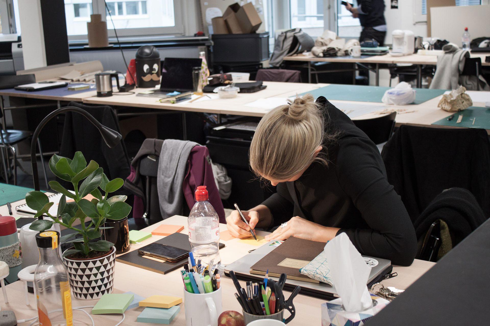 Hochparterre   Campus   Innenarchitektinnen in der Designwelt
