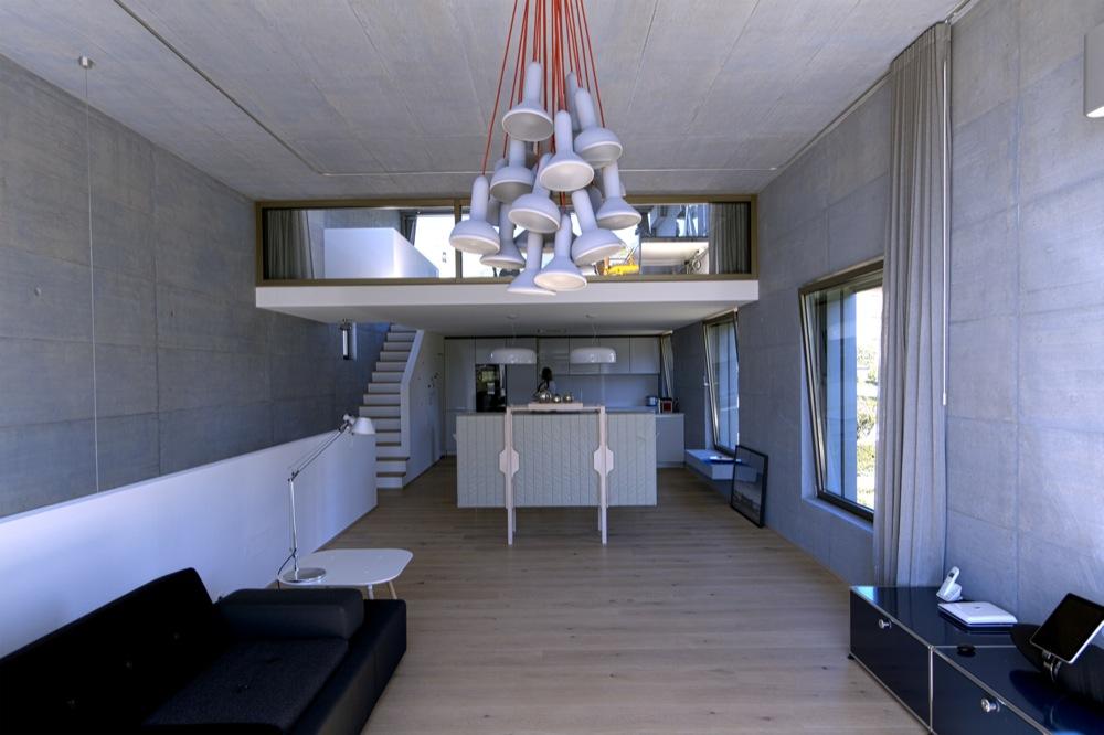 hochparterre architektur fin de chantier r cken an r cken. Black Bedroom Furniture Sets. Home Design Ideas
