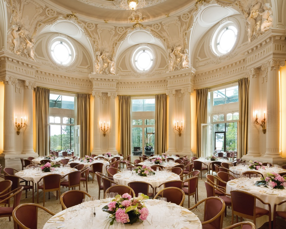 Hotel Lausanne Palace Brasserie