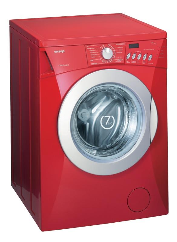 hochparterre unaufgefordert zugesandt die rote waschmaschine. Black Bedroom Furniture Sets. Home Design Ideas