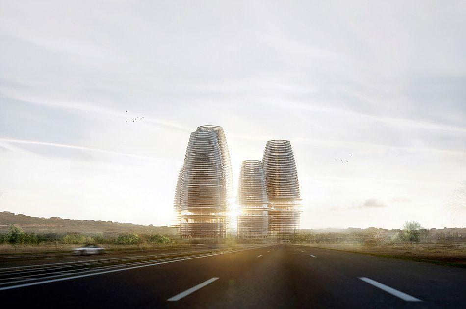Hochparterre presseschau afrikanische architektur in for Architektur mailand