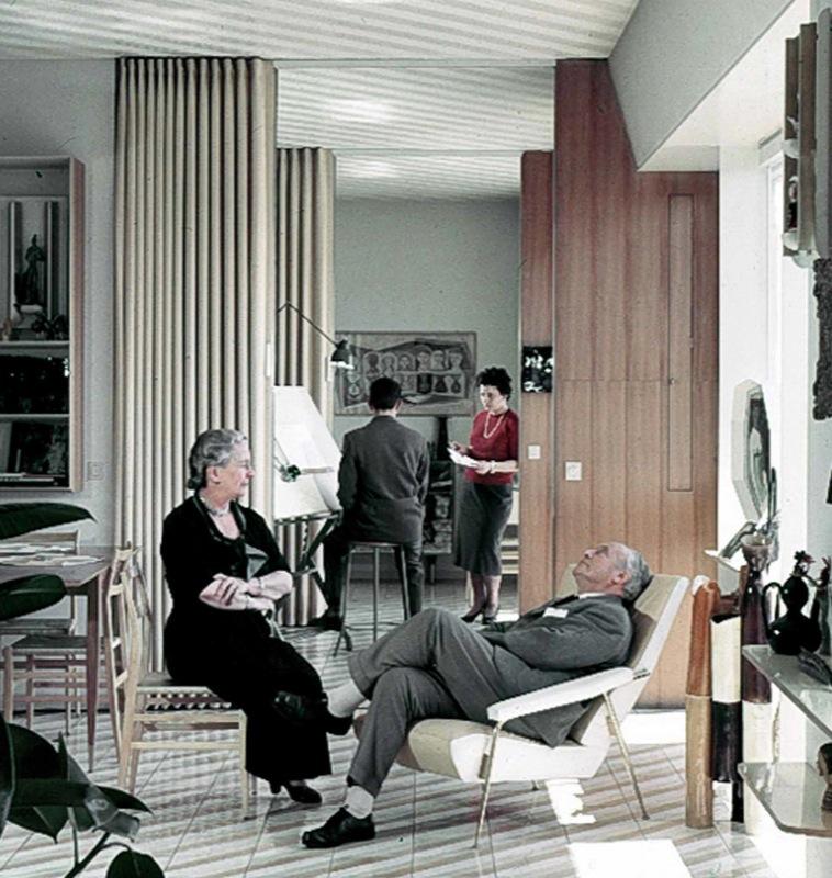 Vivere Alla Gio Ponti : Hochparterre design vivere alla ponti