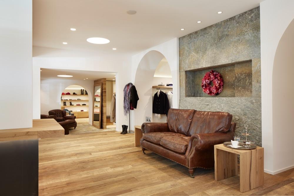 Mode im Kurort - Hochparterre.ch – News in Architektur und Design