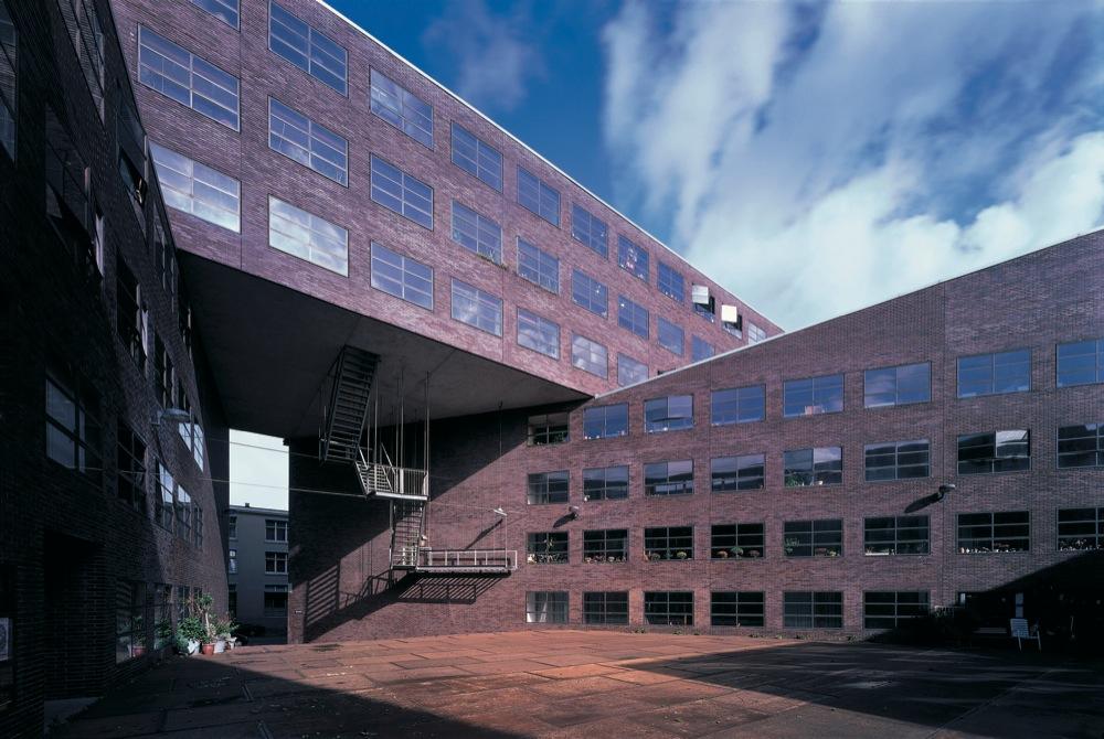 Architektur Amsterdam hochparterre bildergalerien kollhoff verlässt die eth zürich