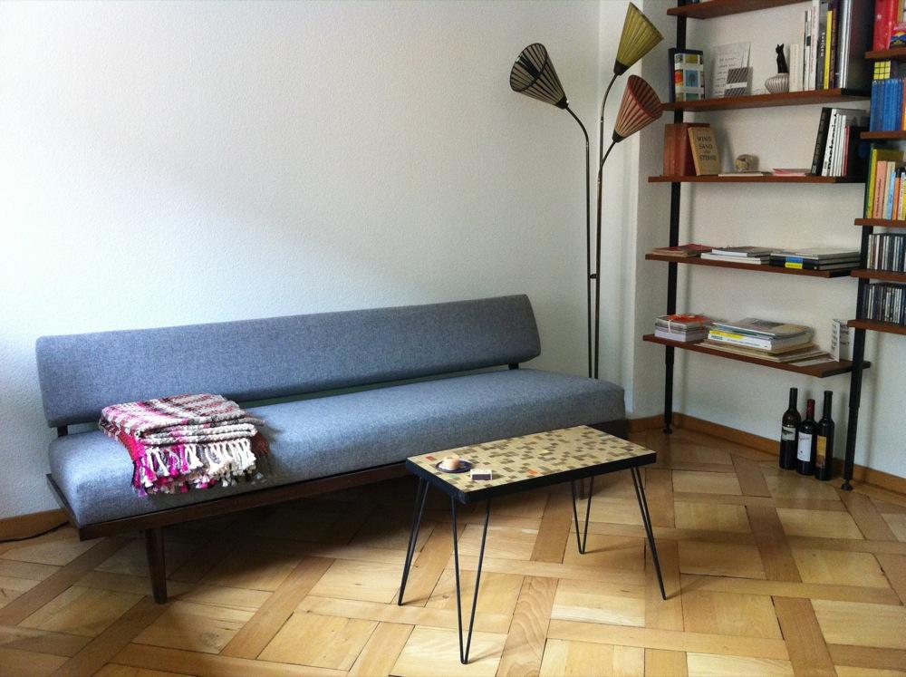 Bettsofa design  Hochparterre - Bildergalerien - So fläzt Hochparterre